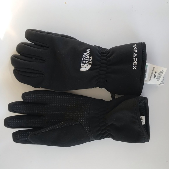 5b424a2c8 The North Face TNF Apex Black gloves